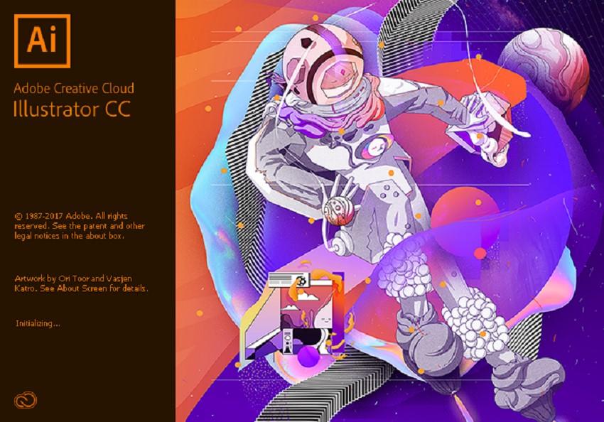 Download Adobe Illustrator CC 2018 Full crack kèm hướng dẫn
