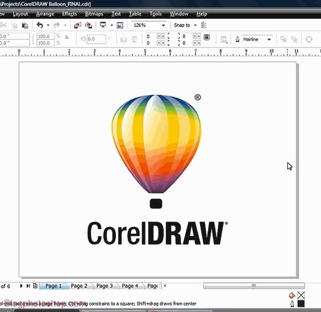 Phần mềm CorelDraw là gì
