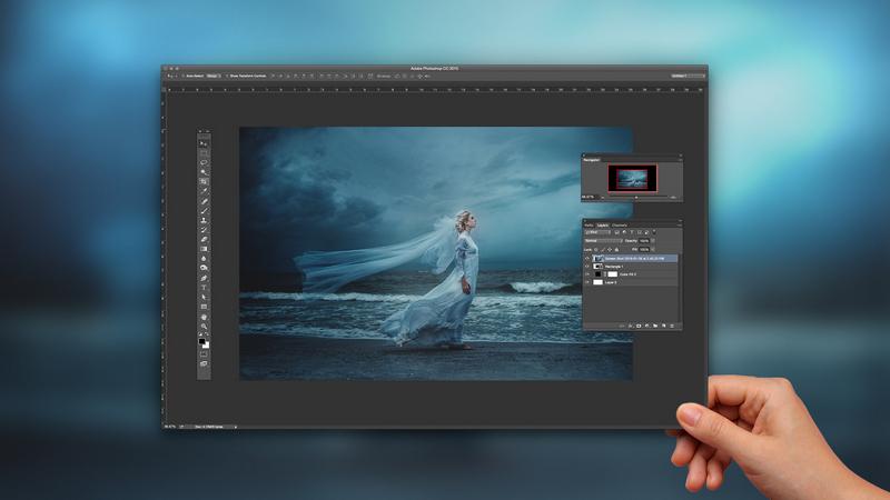 So sánh Photoshop và Lightroom