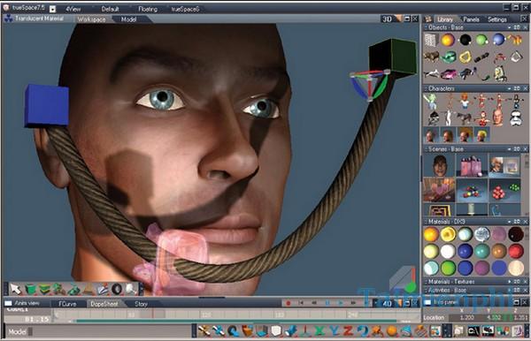 Hoạt hình 3D