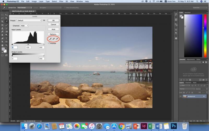 2 bước đơn giản chỉnh màu lung linh trong photoshop - Nguyên tắc chỉnh màu trong Photoshop