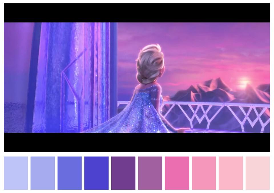 Kỹ thuật phối màu trong photoshop - nguyên tắc phối màu