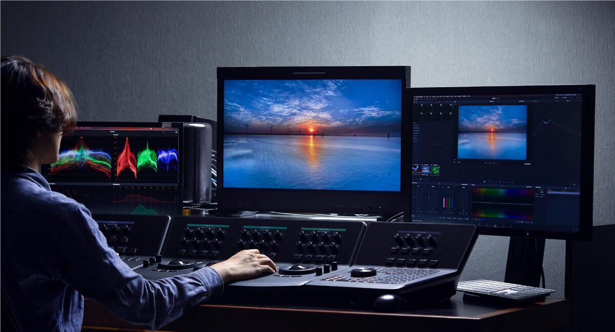 Làm thế nào để trình chiếu hình ảnh theo cách trung thực nhất? Chìa khóa  thành công trong việc phân loại màu HDR trong hậu kỳ