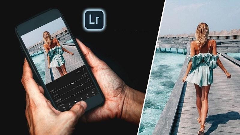 2 công thức chỉnh ảnh đẹp bằng ứng dụng Lightroom trên điện thoại
