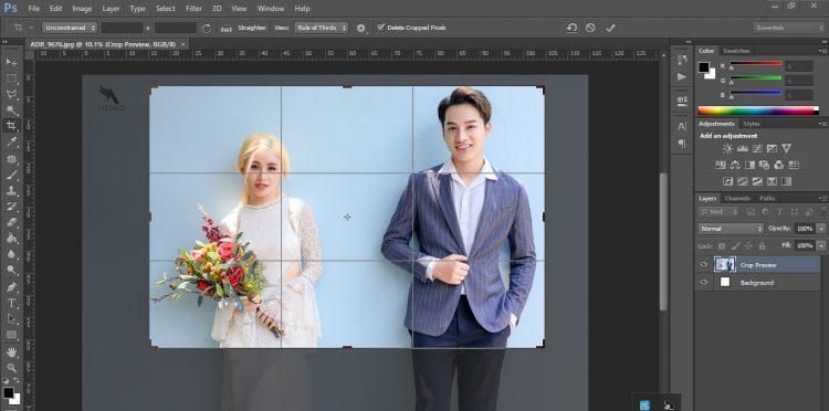 crop-photoshop