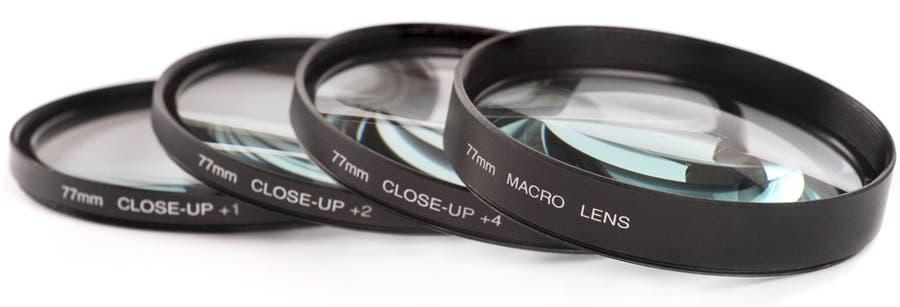 Các loại bộ lọc ống kính - Filter close up