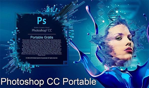 photoshop portable là gì