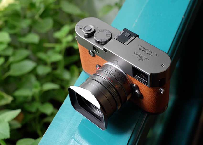 Máy ảnh Leica dành riêng cho người Việt giá 659 triệu đồng có gì đặc biệt?  | Anh Đức Digital | Leica, Máy ảnh leica, Máy ảnh
