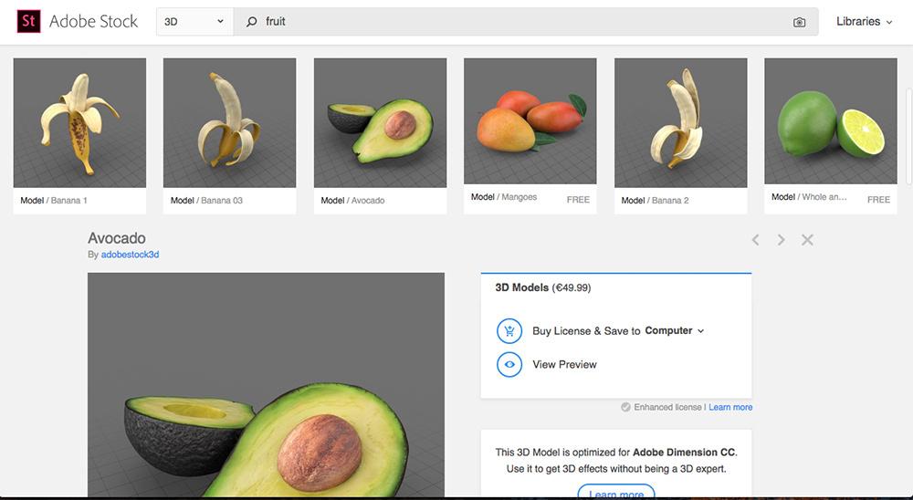 Cách tạo hình ảnh 3D tuyệt đẹp trong vài phút bằng Adobe Dimension | Cộng  đồng Designer Việt Nam - Creative Designer