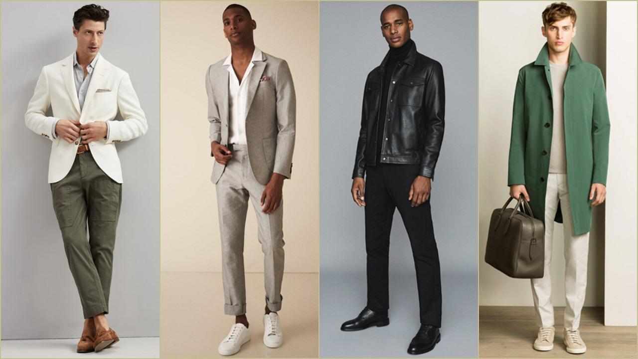 6 gợi ý diện quần áo màu trung tính thật sành điệu | ELLE Man Việt Nam