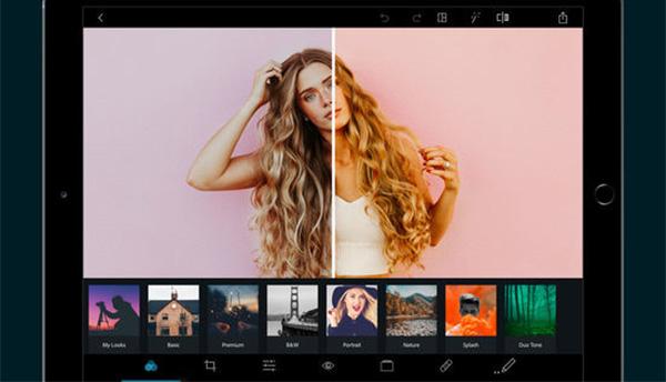 Adobe Photoshop Express cho iOS - Chỉnh sửa ảnh trên iPhone & iPad