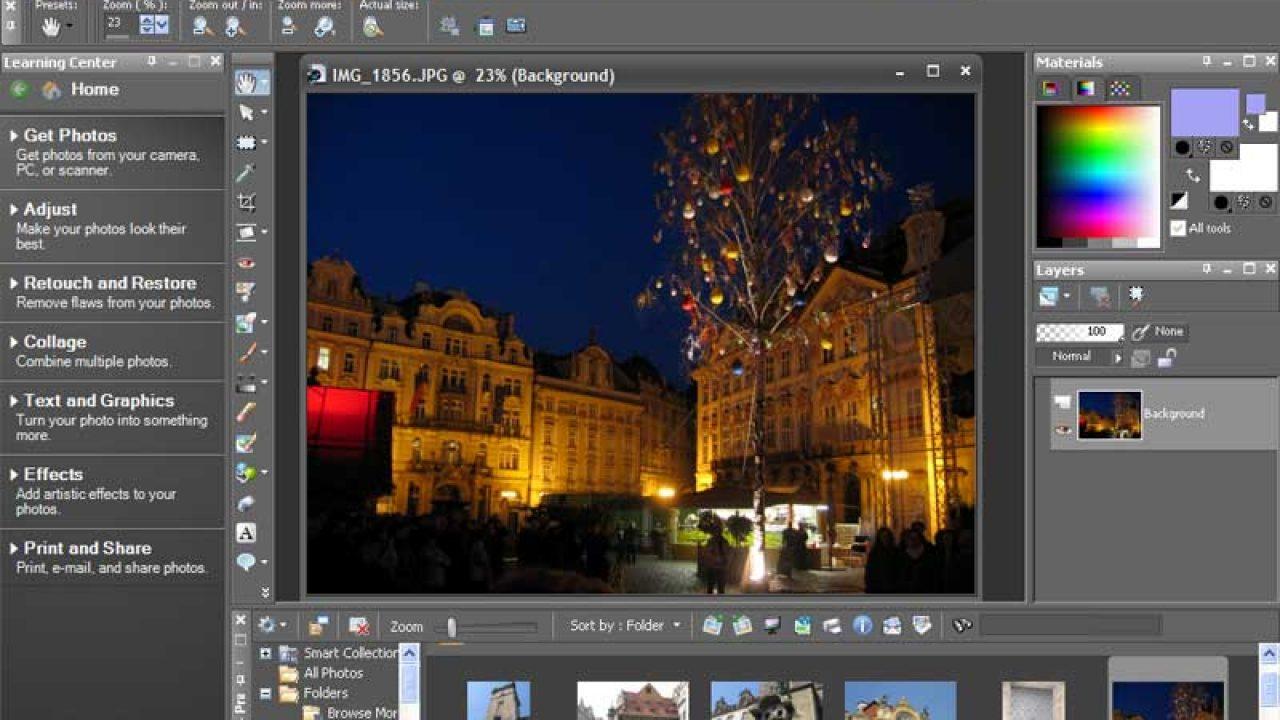 Hướng dẫn chỉnh sửa ảnh bằng Corel PaintShop Pro – Metric Leo