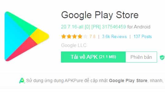 Tải CH Play Apk Miễn Phí Về Máy Điện Thoại Android Mới Nhất - ChPlayc
