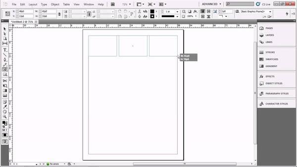 Hướng dẫn sử dụng InDesign và những điều cơ bản