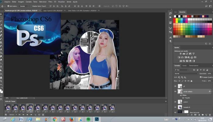 hướng dẫn cài đặt và crack photoshop cs6