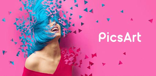App - PicsArt Photo Studio Unlocked - 16.8.2   Hoàng Nhân Pro