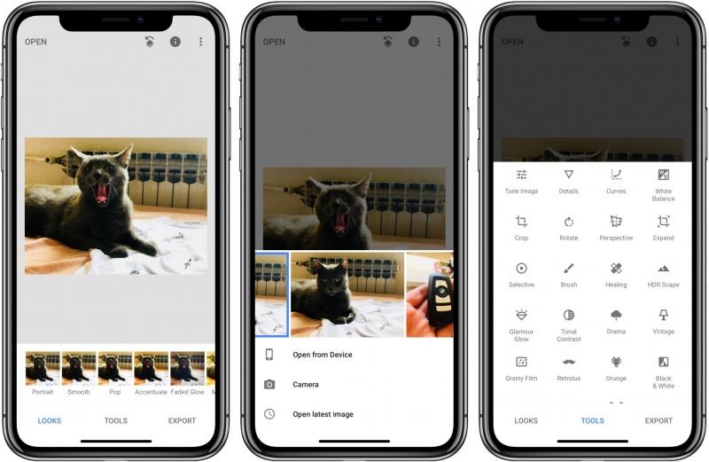 App chụp ảnh đẹp iPhone