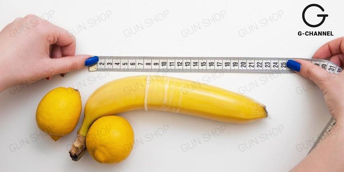 Bạn nên chọn mua bao cao su gai đúng kích cỡ
